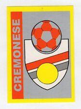 figurina IL GRANDE CALCIO VALLARDI 1988/89 NUMERO 408 CREMONESE SCUDETTO