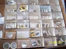 Touch Tone Music Box Buttons for Ceramics , Crafts etc. Your Pick 28 tones