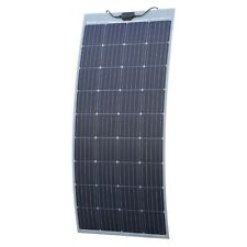 170W semi-flexible solar panel with self adhesive backing (made in Austria)