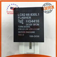 LC6266830 Turn Signal Hazard Flasher Relay Module Fuse For Mazda Miata MPV