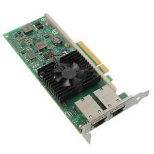 Dell Netzwerkadapter X540-T2 Dual Port 10GbE PCI-E LP - 3DFV8