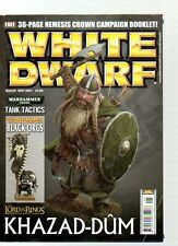 WHITE DWARF - May 2007 No.329