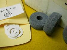 "NORTON Abrasives Alundum Grinding Wheels - 1-1/4"" x 7/16"" x 3/8"" - Qty. of 12"