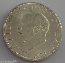 König Ludwig Münze In 3 Mark Silbermünzen Aus Dem Deutschen