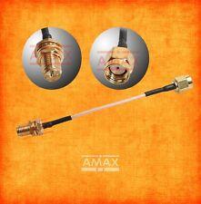 Antenne Kabel Verlängerung 9cm für RP-SMA ohne Pin Antenna Extension Cable