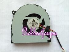 For ASUS Q400 Q400A U47 U47A U47V U47VC KDB0705HB-BK1R CPU Cooling Fan #M4283 QL