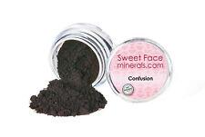 BLACK EYE LINER Shadow Mineral Makeup Bare Eyes Matte Loose Powder Cover
