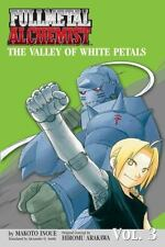 The Valley of the White Petals (Fullmetal Alchemist Novel-ExLibrary