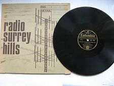 """Peter & Mary """"Crazy Mix Up Song /What Shall We Do With Lonesome Lover""""78rpm"""