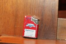 Vintage Budweiser Pride Korea Lighter As Is Untested Does Spark