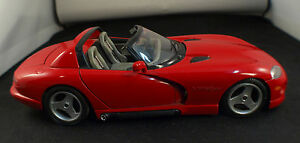 Bburago ◊ Dodge Viper RT/10 ◊ 1/18 ◊ made in Italy