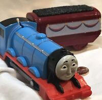 Thomas The Train Engine Coal Car Set Lot Of 2 Cars