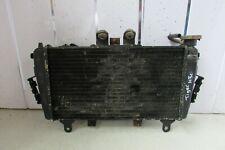 triumph tiger 1050 2008 radiator and fan complete