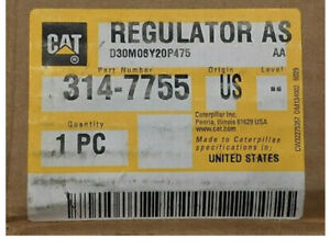 NIB OEM  CAT CDVR Voltage Regulator 235-5275314-7755 AVR CATERPILLAR GENERATOR