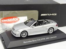 Kyosho 1/43 - Mercedes CLK DTM AMG Cabriolet Silver
