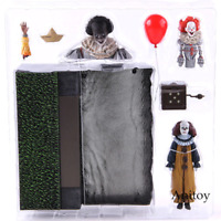 NMIB, NECA, Stephen King's IT 2018,  Pennywise Action Figures Accessory Set