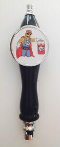 Duff Man Beer Tap Handle knob tapper for Kegerator or Faucet Simpsons