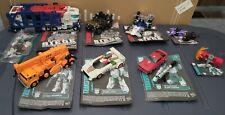 Transformers Siege and Earthrise Figure Lot