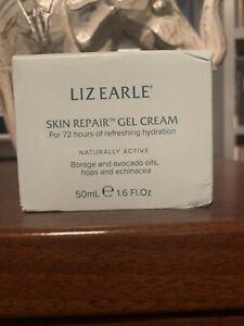 Liz Earle Skin Repair Gel Cream Moisturiser 50ml BNIB