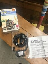 Beckett Water Gardening Systems 40 GPH Water Pump  for Tabletop Fountains new