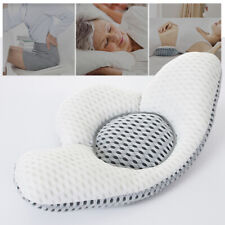 Sleep Cushion Home 3D Mesh Bedding Lying Lumbar Support Pillow Adjustable Height