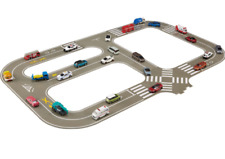 Takara Tomica Town Connecting Road  2017 , Tomy car scene, no vehicle included