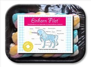 Liebeskummerpillen, Einhorn Filet, Marshmallows, 35 g