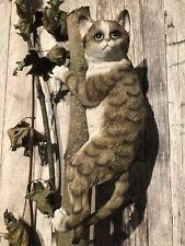 Hängende Katze für Haus & Garten