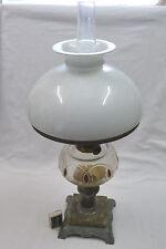 ca. 50 cm große Petroleumlampe   um 1910