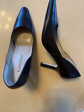 Karen Scott Size 6 High Heel Shoes Brown