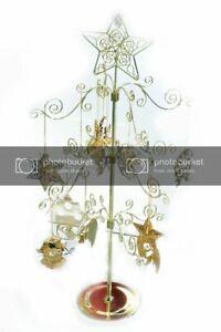 Christmas Tree with 12 Christmas Decorations  JCE11