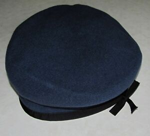 Canadian Air Force / Air Cadets Blue Military Beret 100% Wool High Quality