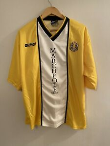 1997-98 Leyton Orient Away Shirt - XL -*Multiple Numbers Available*