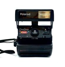 Polaroid OneStep Flash, Using 600 Film instant camera - Fully tested - Working