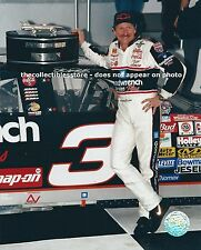 DALE EARNHARDT 1998 DAYTONA 500 NASCAR WINSTON CUP SERIES WIN 8 X 10 PHOTO #01