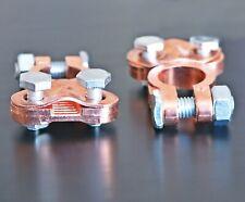 Batterieklemmen Polklemmen 12 V Universal Set Plus Minus Steckverbinder