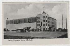 H 625 - Erfurt,  Hermann Göring-Flughafen, 1939 gelaufen