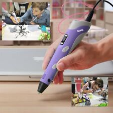 3D Printing Pen Stereoscopic Drawing Art Model 1.75 Filament Refills ABS PLA