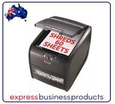 Rexel Stack & Shred Auto+60 Shredder - SHRREXAUTO60