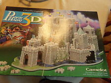 Puzz 3d puzzle of Camelot