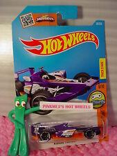 Case E 2016 i Hot Wheels WINNING FORMULA #26✰Purple/Orange; PAYNE 11✰DIGITAL