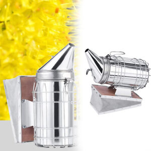 Beekeeping Smoker Safe Stainless Steel Long Lasting for Home