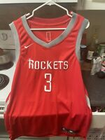 Chris Paul Signed Authentic NBA Houston Rockets On Court Engineered Jersey PSA