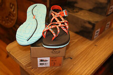 CHACO WOMEN'S SANDALS ZX/2 CLASSIC TUNNEL TANGO SIZE 8