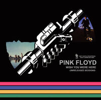 PINK FLOYD CD WISH YOU WERE HERE UNRELEASED SESSIONS DF-055 PSYCHEDELIC ROCK
