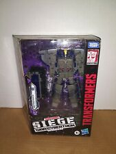 Hasbro Transformers Toys Generations War for Cybertron Siege Trilogy Astrotrain