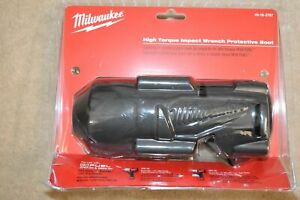 MILWAUKEE 49-16-2767(2766) M18v FUEL Impact Wrench Protective Cover Boot 2020