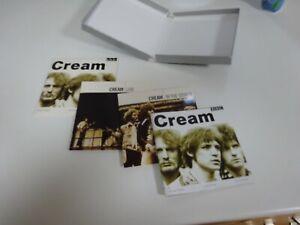 Cream - I Feel Free / Ultimate Cream Triple CD Boxset  CD FREEPOST