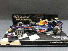 Minichamps - Sebastian Vettel - Red Bull - RB5 - 2009 -1:43 - Showcar