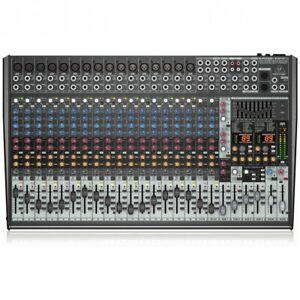 Behringer Eurodesk SX2442FX Mixer with Effects 18-channel Mixer